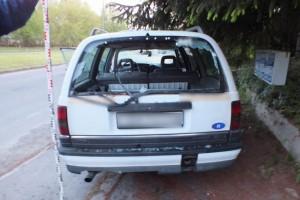 Tíz métert ment a lopott kocsival, aztán jött a tulaj
