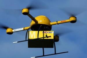 Nemsokára drónnal kézbesít a posta?