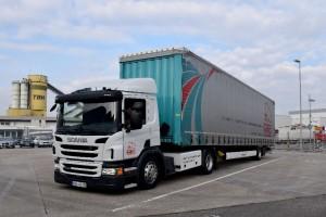 Gázüzemű teherautót helyezett forgalomba az Audi