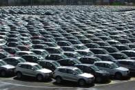 Most egy kicsit visszaesett az európai autópiac