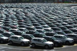 Áprilisban is hasított a magyar autópiac