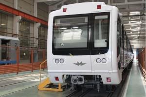 Kész az első oroszok által felújított budapesti metrókocsi