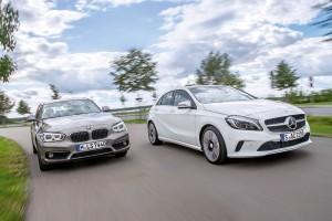 BMW vagy Merci legyen kompakt autóból?