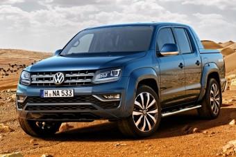 Hathengeres csúcsmotort kap a VW pickupja