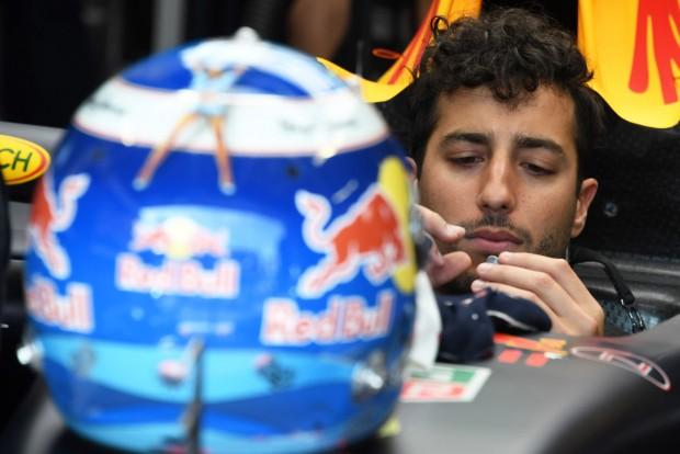 F1: Ricciardo végig érezte, hogy övé lehet a pole