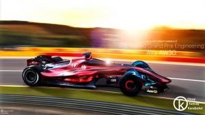Ilyen lehetne a Forma-1-es Alfa Romeo