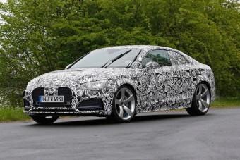 Közel 500 lóerős lesz, jövőre jön az új Audi RS5
