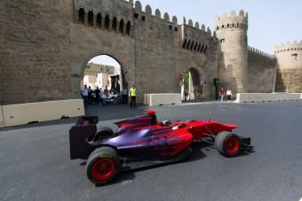 F1: Kész csőd az azerbajdzsáni verseny