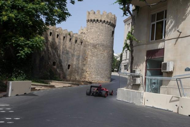 F1: Motorgyilkos lesz a bakui utcai pálya