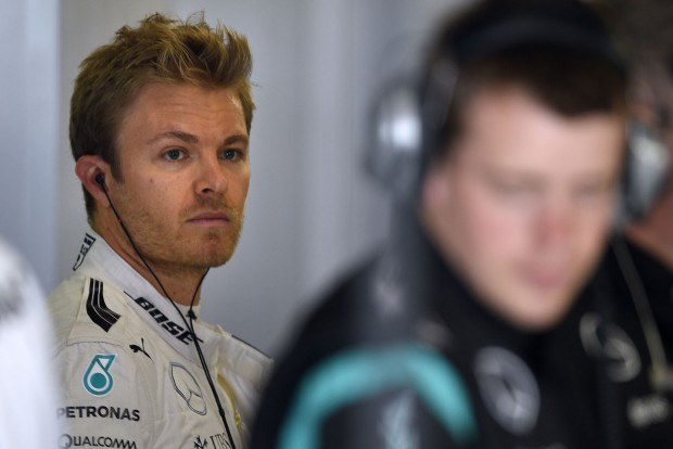 F1: Rosberg készült a visszaesésre