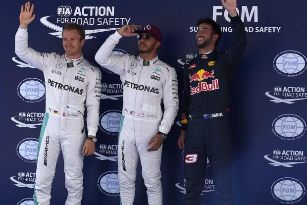 Rosberg: Én akartam első lenni!