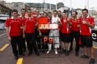 F1: Így tiszteleg Grosjean halott barátja előtt