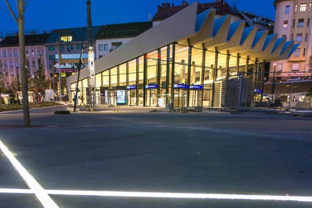 Kész a megújult Széll Kálmán tér