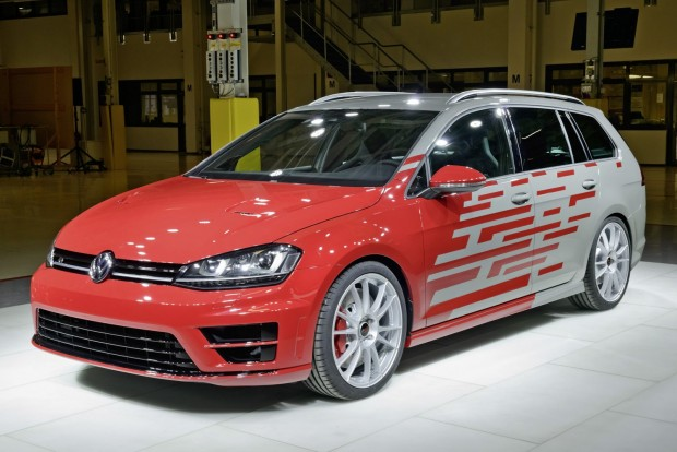 Volkswagen Golf R Variant Performance 35