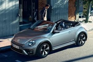 Megújult a VW Beetle