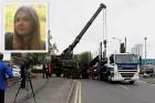 Saját élete árán mentette meg lányát a kamiontól