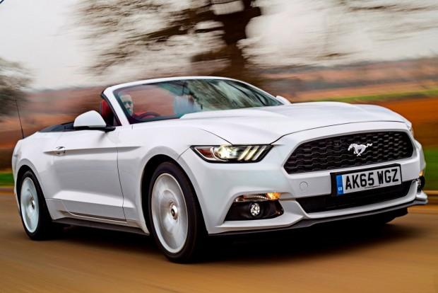 A legjobb kabrió: Ford Mustang
