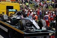 Rosberg: A győzelmem úszott el