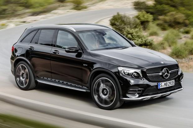 A legjobb kompakt prémium autó: Mercedes-Benz GLC