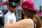 Palvin Barbara hozta a győzelmet Lewis Hamiltonnak?
