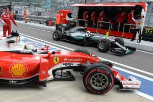 F1: A Mercedes csapdába csalta a Ferrarit?