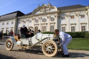 1912-es autó is lesz a győri veteránfelvonuláson