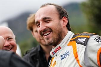 F1: Nagy név állt Kubica mellé