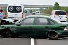 Lezárták az M5-öst baleset miatt