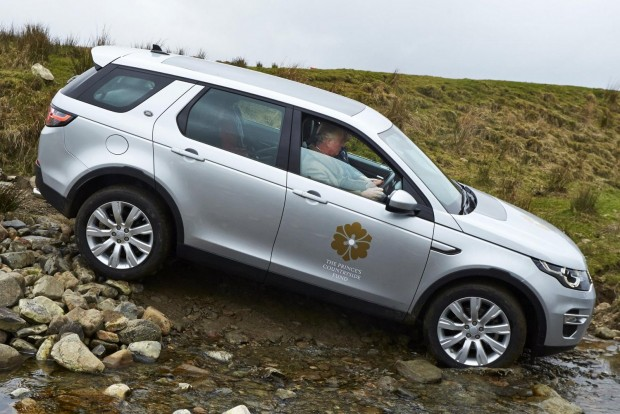 A legjobb SUV: Land Rover Discovery Sport