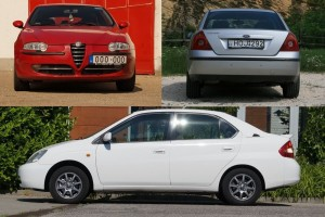 Mit tudnak használt autóként 2001 legjobb autói?