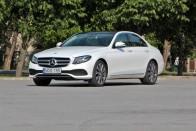 Teszt: Mercedes-Benz E-osztály E 220d (2016)