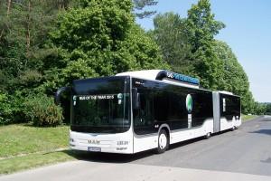 Nyíregyháza is gázbuszokat vesz
