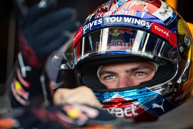F1: Semmi baj, Verstappen csak tanul