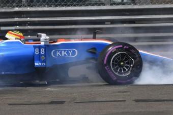 F1: Lehet egy utolsó esélye a Manornak