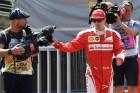 F1: Räikkönen helye egyre biztosabb