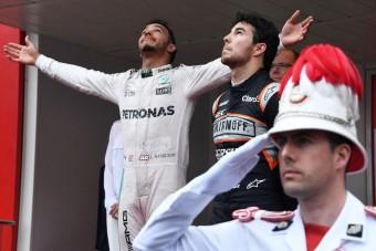 F1: Hamilton nem száll ki önként a Merciből