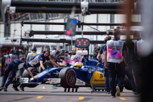 F1: Ericsson szándékosan lökhette ki csapattársát