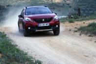 Vezettük: Peugeot 2008 2016