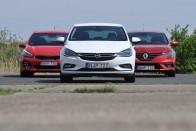 Astra, Cee'd, Mégane – Melyik a legjobb turbómotorral?