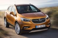 Már kapható a megújult Opel SUV