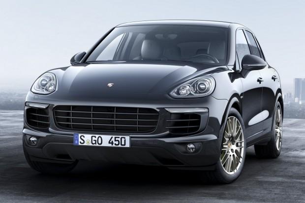 Még fényűzőbb a Porsche Cayenne