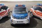 BMW-k kék villogóval