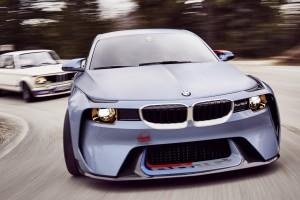 Dicsőséges időutazás a BMW új tanulmányautója