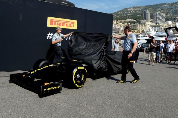 F1: Megmutatták a 2017-es gumikat