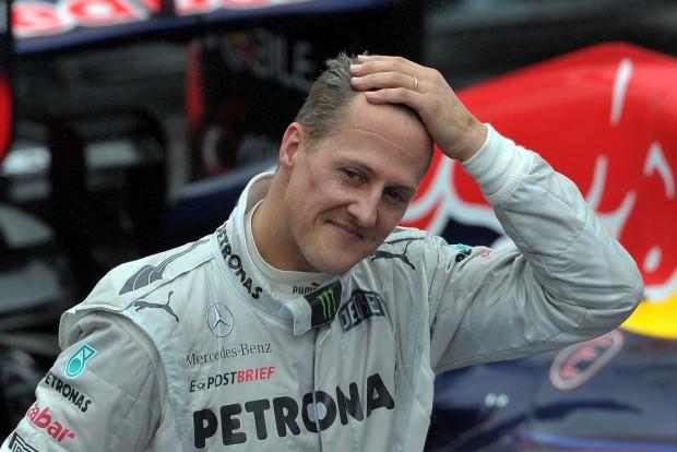 """F1: """"Biztató jelek"""" Schumachernél"""