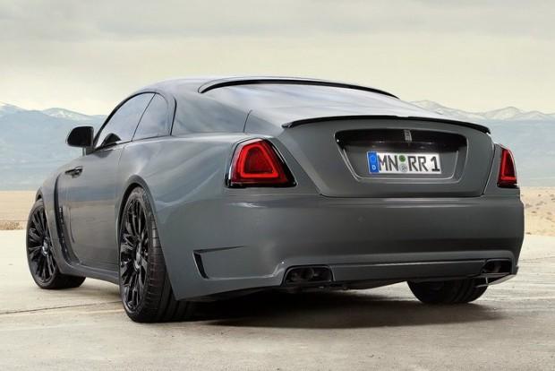 Rolls-Royce Wraith Spofec Overdose