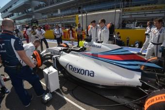 F1: Vettel többet várt a Williamstől