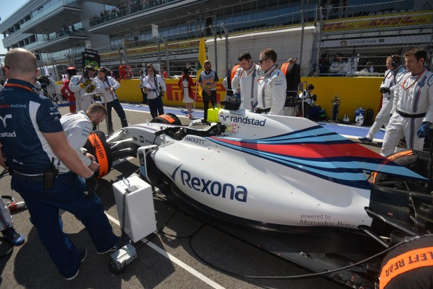 F1: Kit ültet a Williams Massa helyére?