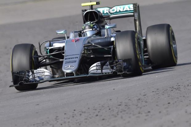 Rosberg: Nem vagyunk többé távirányított bábok