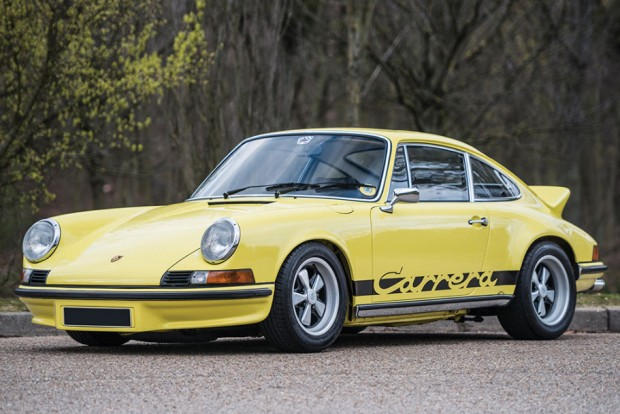 1973 Porsche 911 Carrera RS 2.7 Touring: €610.400